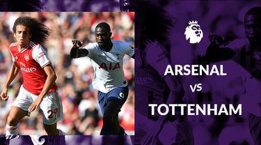 Berita video statistik Arsenal vs Tottenham Hotspur, Minggu (1/9/2019) di Emirates Stadium, London.