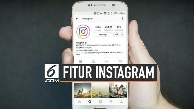 Instagram meluncurkan dua fitur baru di aplikasinya. Fitur-fitur baru Instagram dibuat untuk melawan bullying antar sesama pengguna.