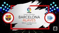 Barcelona vs Alaves (liputan6.com/Abdillah)