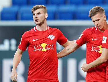 Bungkam Hoffenheim, RB Leipzig Tempel Borussia Dortmund di Klasemen Bundesliga