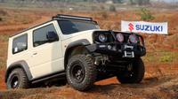 Sukses menarik perhatikan konsumen Tanah Air, antrean untuk mendapatkan Suzuki Jimny saat ini mencapai 4 tahun.