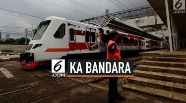 KA Bandara Soekarno-Hatta akan beroperasi dari Stasiun Manggarai pada awal bulan depan. Selama ini KA Bandara hanya berhenti di Stasiun Manggarai tanpa melayani penumpang.