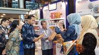 """PT Taspen menggandeng PT Bank Rakyat Indonesia untuk menyejahterakan ASN dan pensiunan lewat proogram """"Sejahtera di Purnatugas""""."""