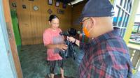 Sebanyak 4,5 ton ayam potong dibagikan untuk warga pesisir di Kabupaten Berau, Kalimantan Timur.