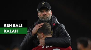 Berita Video Liverpool Tersingkir oleh Wolverhampton di Piala FA