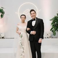 Ketahui curhatan bahagia Edric Tandra usai resmi menjadi suami Venny. (instagram/edrictjandra)