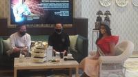 Jejamu Jadi Bahan Makanan Kuliner Unggulan dalam Tribute To Indonesia. foto: istimewa