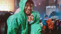 Ammar Zoni dan Irish Bella (Dok.Instagram/@_irishbella_/https://www.instagram.com/p/BsFBqHmgVJF/Komarudin)