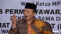 Wakil Ketua MPR RI Hidayat Nur Wahid (HNW) menegaskan bahwa secara prinsip sangat tidak boleh sebab sangat penting untuk masyarakat Indonesia menjalani politik yang berprinsip dan beretika.