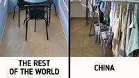 Keunikan Rumah di China. (Sumber: Brightside)