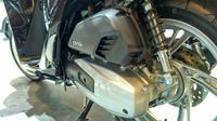 CVT Honda SH150i (Foto: Rio/Liputan6).