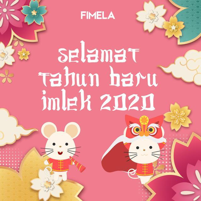 Selamat Tahun Baru Imlek 2020 Lifestyle Fimela Com