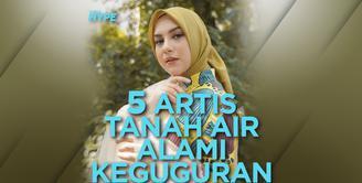 Selain Aurel Hermansyah, 5 Artis Ini Juga Pernah Alami Keguguran