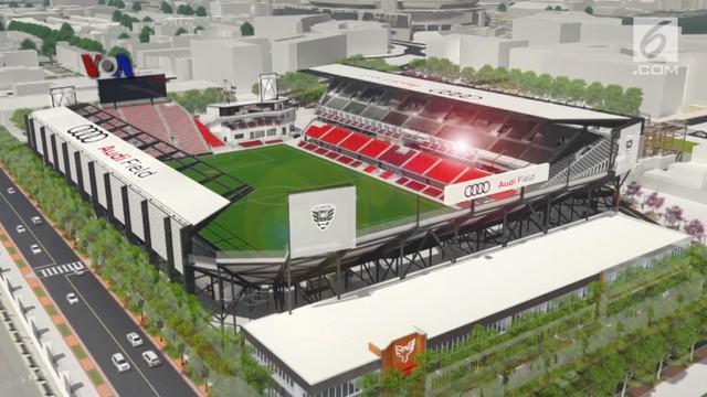 Berita video Erick Thohir sebagai pemilik mayoritas klub D.C. United membangun stadion sepakbola untuk klub ini. (Sumber VOA)