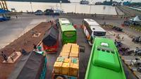 Pelabuhan Merak, Cilegon, Banten. (Foto: Liputan6.com/Yandhi Deslatama)