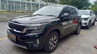 Test drive Kia Seltos di Jakarta Utara