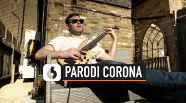 thumbnail lagu parodi corona