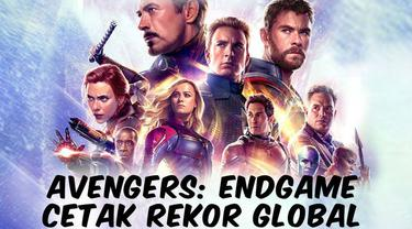 Top 3 hari ini datang dari heboh lubang besar muncul di Sukabumi, Avengers: Endgame yang cetak rekor dunia, dan banjir di Bengkulu yang tewaskan puluhan orang.