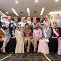 Puteri Muslimah 2017 (Deki Prayoga/bintang.com)