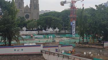 Parkir Istiqlal