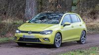 Siap meluncur, VW Golf terbaru diklaim lebih buas (Autoevolution)