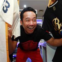 Foto profil Denny Cagur (Deki Prayoga/bintang.com)