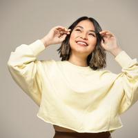 Eksklusif Regina Poetiray (Fotografer: Bambang E. Ros, Digital Imaging: Nurman Abdul Hakim/Fimela.com)