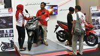 Honda Premium Matic Day berlangsung di salah satu pusat perbelanjaan di kawasan Tangerang, Banten. (ist)