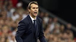 Real Madrid akan mengikat Lopetegui dengan kontrak berdurasi tiga tahun. (AP/Stringer)