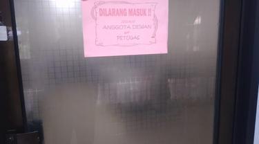 10 Kades Diklarifikasi Secara Tertutup Oleh DPRD Kabupaten Blora Soal Penyaluran BLT DD (Liputan6.com/Ahmad Adirin)