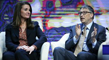 Bill Gates Prediksi Vaksin HIV Hadir Pada 2030
