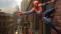 Tampilan gim anyar dari Spider-Man yang sedang dipersiapkan untuk rilis di PlayStation 4 (sumber: ign.com)