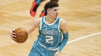 Rookie NBA LaMelo Ball (AP)