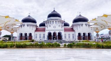 Barusia Ratusan Tahun, Ini 5 Masjid Tertua dan Termegah di Indonesia