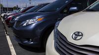 Jenis Mobil Toyota (sumber: iStock)