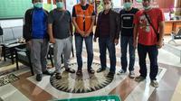 Kejaksaan Agung menangkap buronan kasus penyaluran TKI ilegal di Malang. (Istimewa)