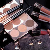 Intip koleksi makeup edisi terbatas The Lion King (Foto: instagram/sirjohnofficial)