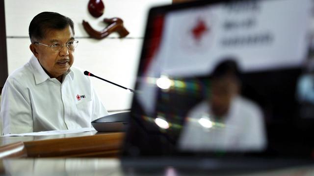 Ketua PMI Jusuf Kalla