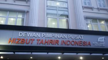 Kantor Hizbut Tahrir Indonesia (HTI)