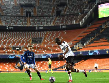 atalanta vs valencia liga Champions