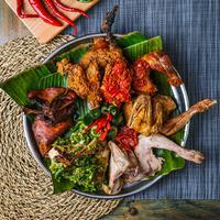 Makanan Padang. (Foto: Dok. Marco Padang)