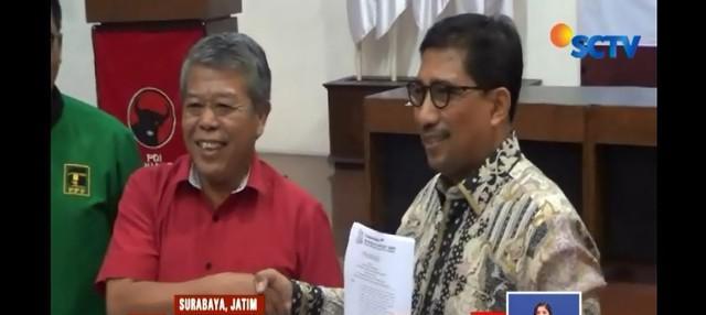 Pasangan Capres Cawapres Jokowi-Ma'ruf Amin, menggandeng puluhan kepala daerah untuk menjadi tim kampanye nasional. KPU tegaskan agar tim kedua pasangan calon mematuhi aturan yang berlaku.