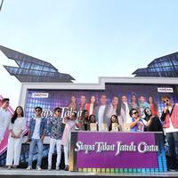 Meet and greet sinetron Siapa Takut Jatuh Cinta (Daniel Kampua/bintang.com)