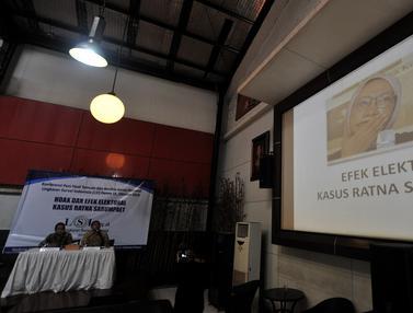 Kasus Hoaks Ratna Sarumpaet Bikin Elektabilitas Jokowi Naik