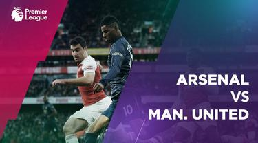 Berita video statistik Arsenal vs Manchester United pada laga pekan ke-30 Premier League 2018-2019, Minggu (10/3/2019) di Emirates Stadium, London.