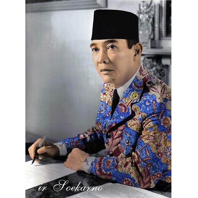 Presiden Soekarno hingga Musisi Dewa Budjana Pernah Sekolah di SMA ...