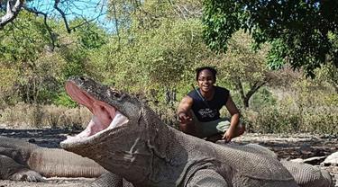 Selamatkan Naga Terakhir, Pulau Komodo Menjadi Target Selanjutnya