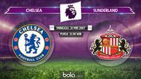 Premier League_Chelsea Vs Sunderland (Bola.com/Adreanus Titus)