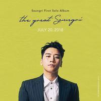 Seungri siap comeback dengan album solo pertama, The Great Seungri. (Foto: Instagram/seungriseyo)