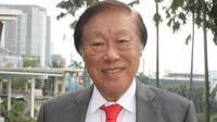 Ketua Umum PGI, Murdaya Po mendukung program vaksinasi Covid-19 untuk atlet golf (istimewa)